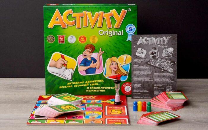 Как играть в «Активити Оригинал»