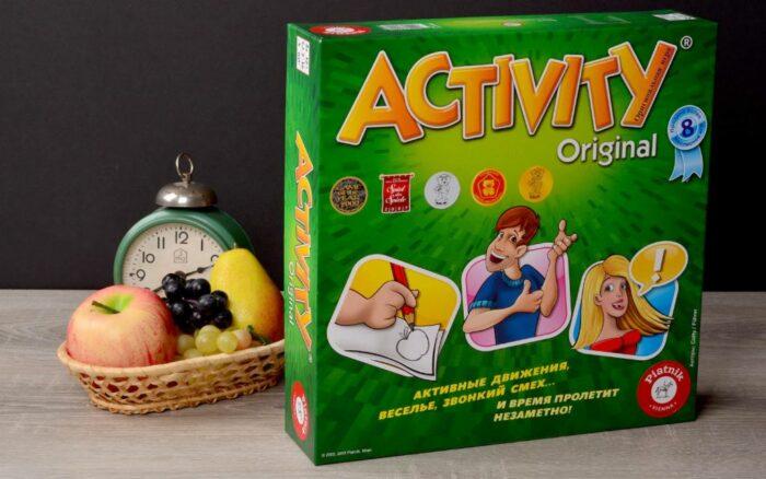 Настольная игра «Активити Оригинал»