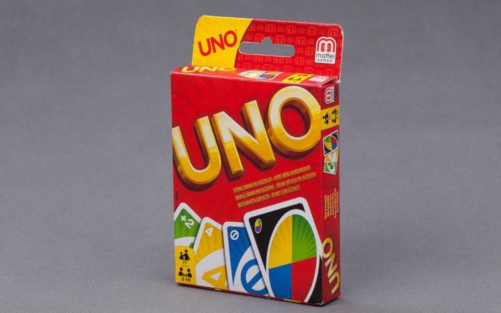 Настольная игра «Уно»