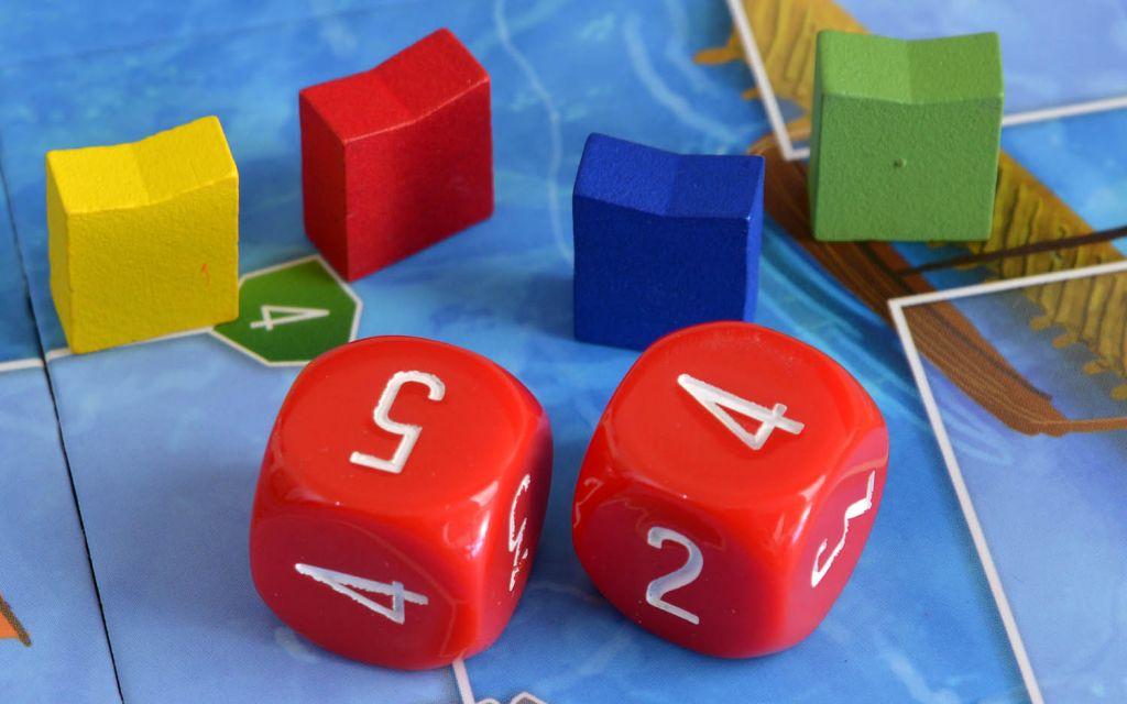 Кубики набега